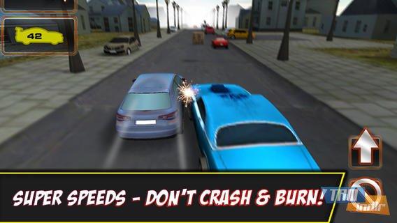 3D Nitro Speed Run Ekran Görüntüleri - 3