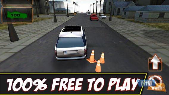 3D Nitro Speed Run Ekran Görüntüleri - 1