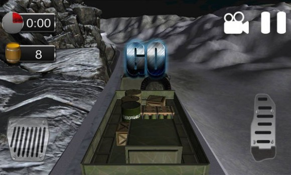 3D Truck Driver: Super Extreme Ekran Görüntüleri - 1