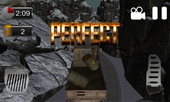 3D Truck Driver: Super Extreme Ekran Görüntüleri - 3