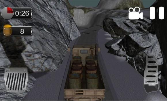 3D Truck Driver: Super Extreme Ekran Görüntüleri - 2
