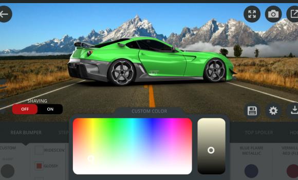 3D Tuning Ekran Görüntüleri - 2