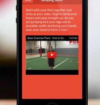 7 Minute Workout Ekran Görüntüleri - 4