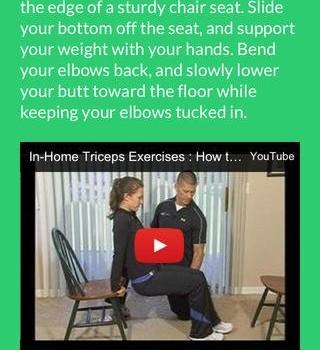 7 Minute Workout Ekran Görüntüleri - 2