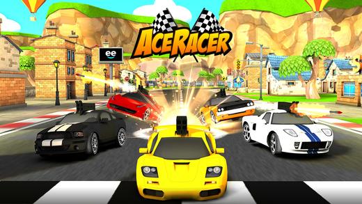 Ace Racer Ekran Görüntüleri - 5