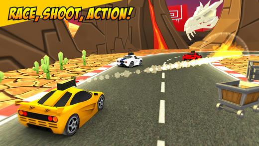 Ace Racer Ekran Görüntüleri - 4