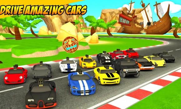 Ace Racer Ekran Görüntüleri - 2
