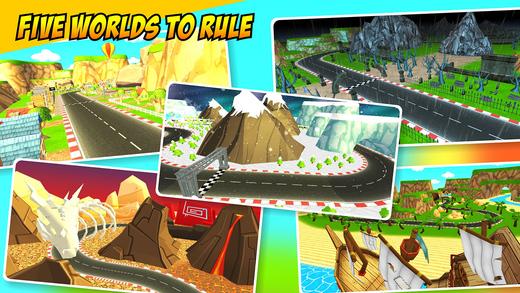 Ace Racer Ekran Görüntüleri - 1