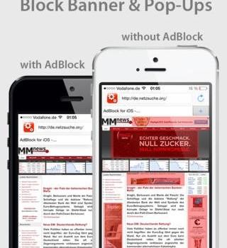 AdBlock for iOS Ekran Görüntüleri - 4