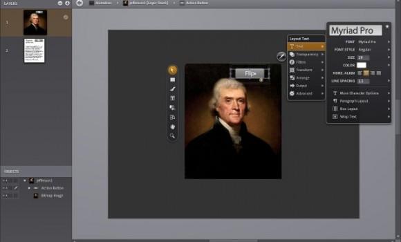 Adobe Rome Ekran Görüntüleri - 1