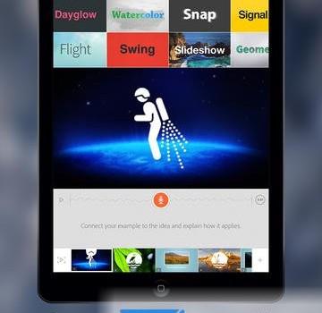 Adobe Voice Ekran Görüntüleri - 2