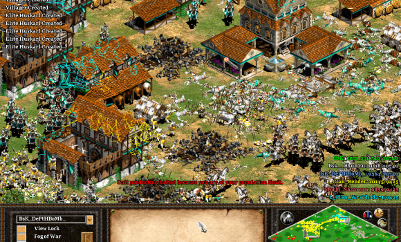Age of Empires II: The Age of Kings Ekran Görüntüleri - 1