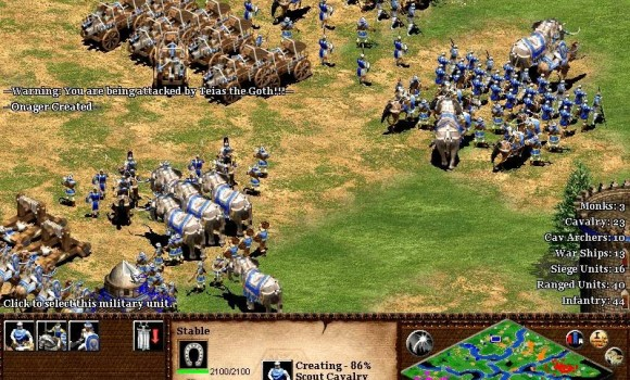 Age of Empires II: The Conquerors Expansion Ekran Görüntüleri - 3