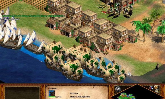 Age of Empires II: The Conquerors Expansion Ekran Görüntüleri - 2