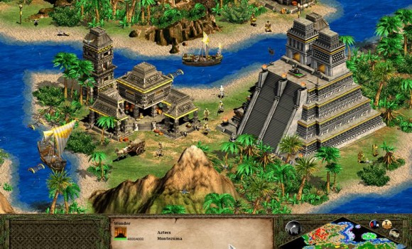 Age of Empires II: The Conquerors Expansion Ekran Görüntüleri - 1