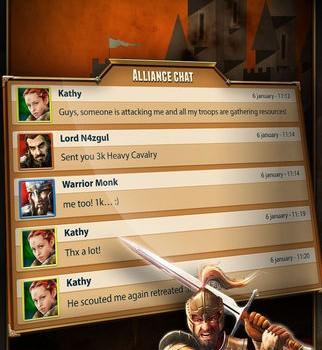 Age of Lords: Dragon Slayer Ekran Görüntüleri - 2