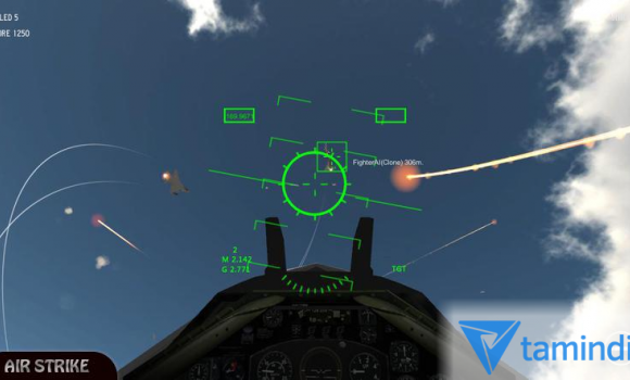 Air Strike 3D Ekran Görüntüleri - 4
