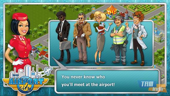 Airport City Ekran Görüntüleri - 1