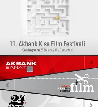 Akbank Sanat Ekran Görüntüleri - 4
