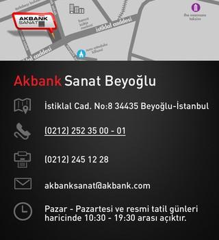 Akbank Sanat Ekran Görüntüleri - 1