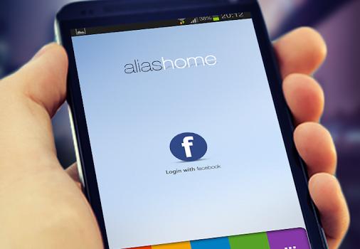 Alias Facebook Home Launcher Ekran Görüntüleri - 4
