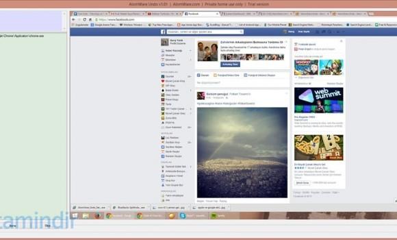 AlomWare Undo Ekran Görüntüleri - 1