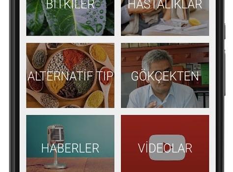Alternatif Tıp Şifalı Bitkiler Ekran Görüntüleri - 4