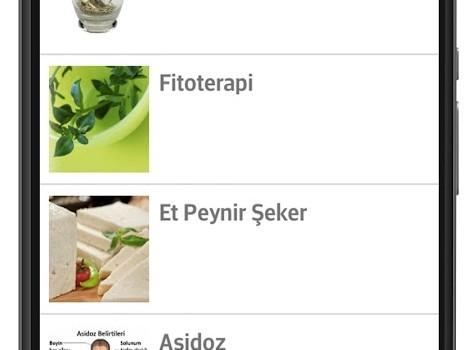 Alternatif Tıp Şifalı Bitkiler Ekran Görüntüleri - 2