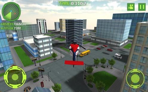 Ambulance Helicopter Simulator Ekran Görüntüleri - 1