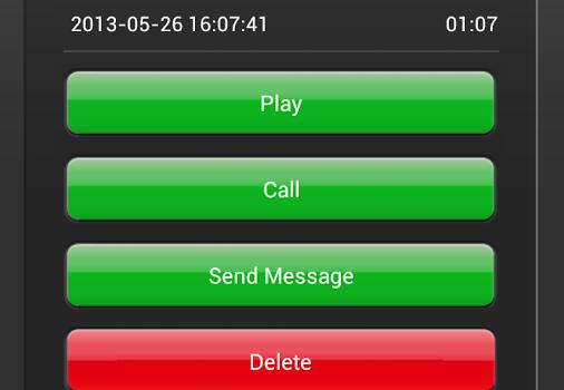 Android Call Recorder Ekran Görüntüleri - 2