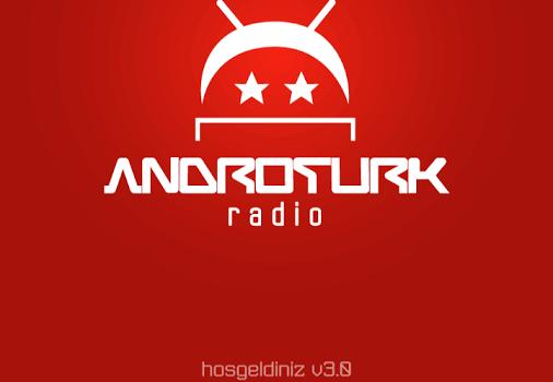 AndroTurk Radyo Ekran Görüntüleri - 3