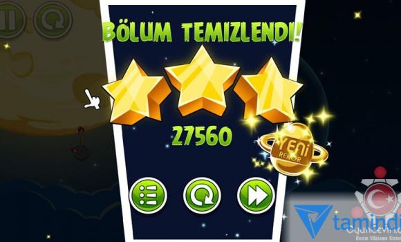 Angry Birds Space Türkçe Yama Ekran Görüntüleri - 2