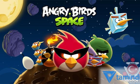 Angry Birds Space Türkçe Yama Ekran Görüntüleri - 1