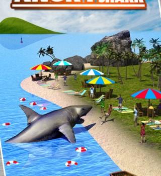 Angry Shark Simulator 3D Ekran Görüntüleri - 4