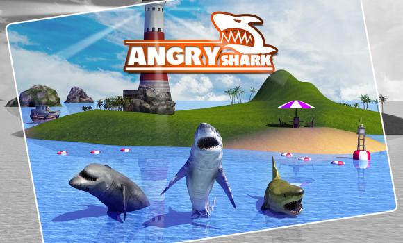 Angry Shark Simulator 3D Ekran Görüntüleri - 3