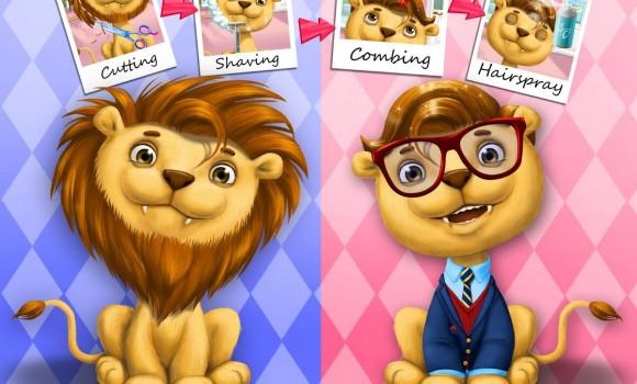 Animal Hair Salon Ekran Görüntüleri - 2