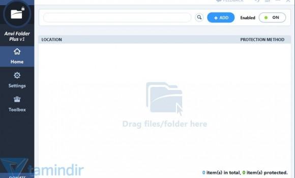 Anvi Folder Locker Ekran Görüntüleri - 4