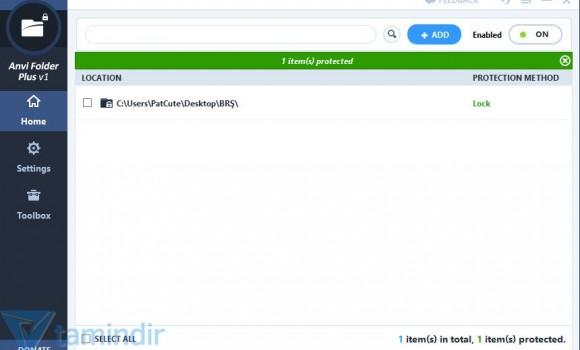 Anvi Folder Locker Ekran Görüntüleri - 3