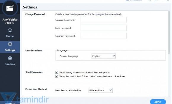 Anvi Folder Locker Ekran Görüntüleri - 1
