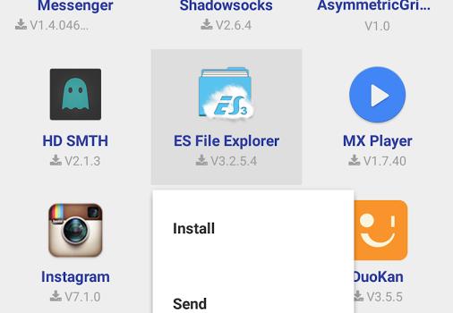 App Backup Ekran Görüntüleri - 2