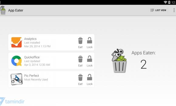 App Eater Ekran Görüntüleri - 5