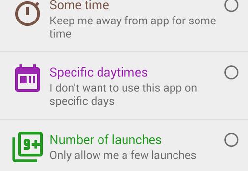AppDetox Ekran Görüntüleri - 1