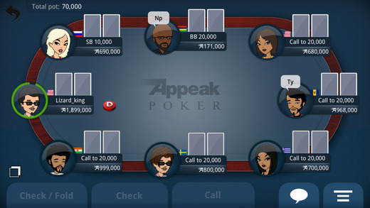 Appeak Poker Ekran Görüntüleri - 4