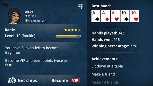 Appeak Poker Ekran Görüntüleri - 1