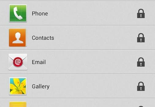Applock Master Ekran Görüntüleri - 2