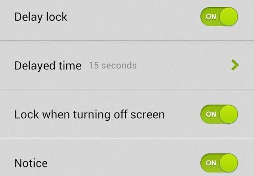 Applock Master Ekran Görüntüleri - 1