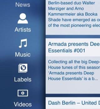 Armada Music Ekran Görüntüleri - 4