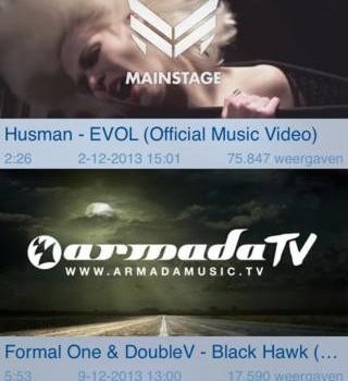 Armada Music Ekran Görüntüleri - 2