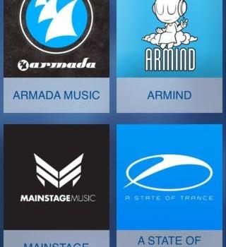 Armada Music Ekran Görüntüleri - 1