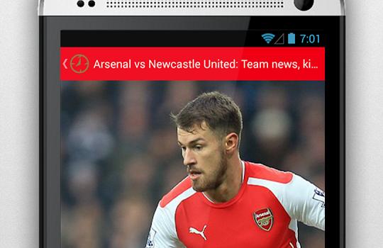 Arsenal Alarm Ekran Görüntüleri - 5